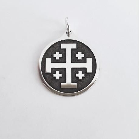 Krzyż Jerozolimski - Zawieszka